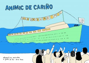 De crucero por el Llobregat